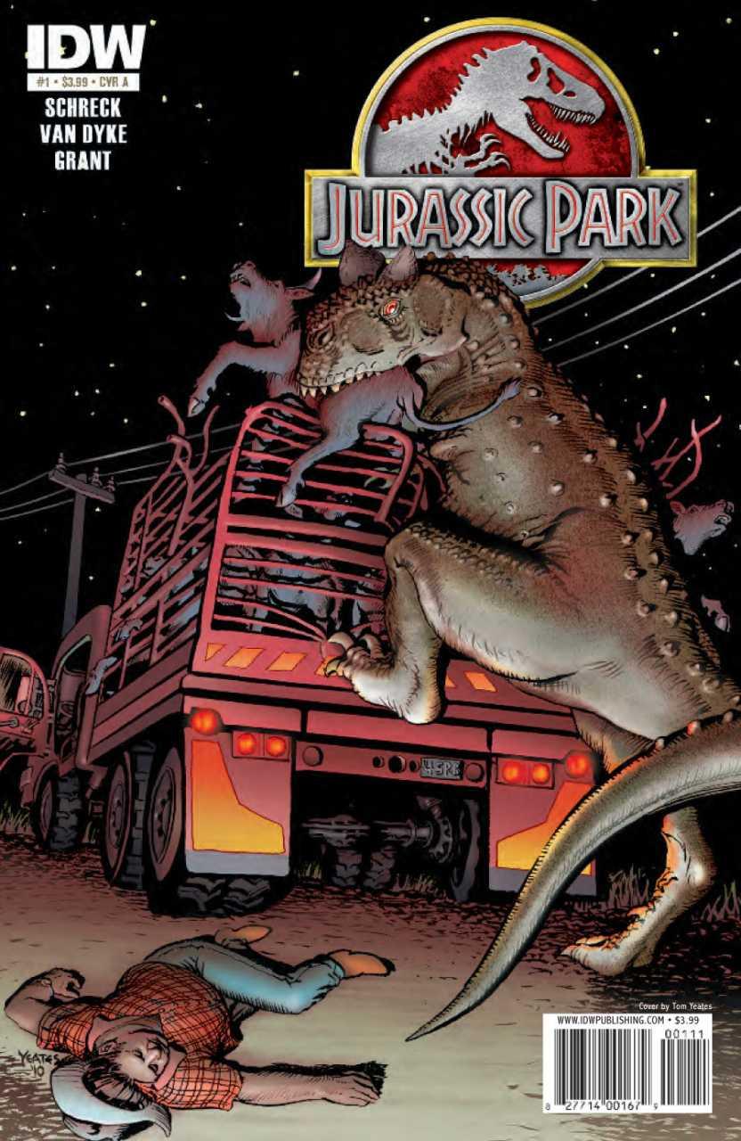 Jurassic Park Redemption 15  JurassicParkfr  Tout sur la saga Jurassic Park