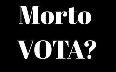Mortos poderão votar nas eleições da OAB Bahia