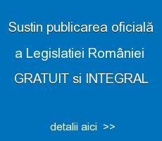 Legislatia Romaniei - gratuit