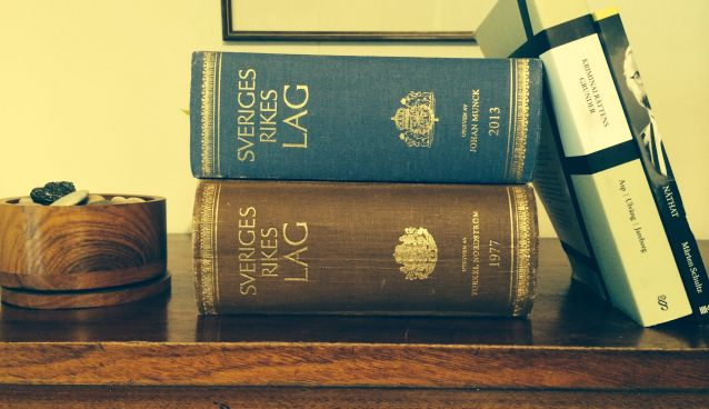 Stilleben juridik