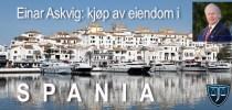 E002 –  Kjøp av eiendom i Spania – intervju med advokat Einar Askvig (podcast)