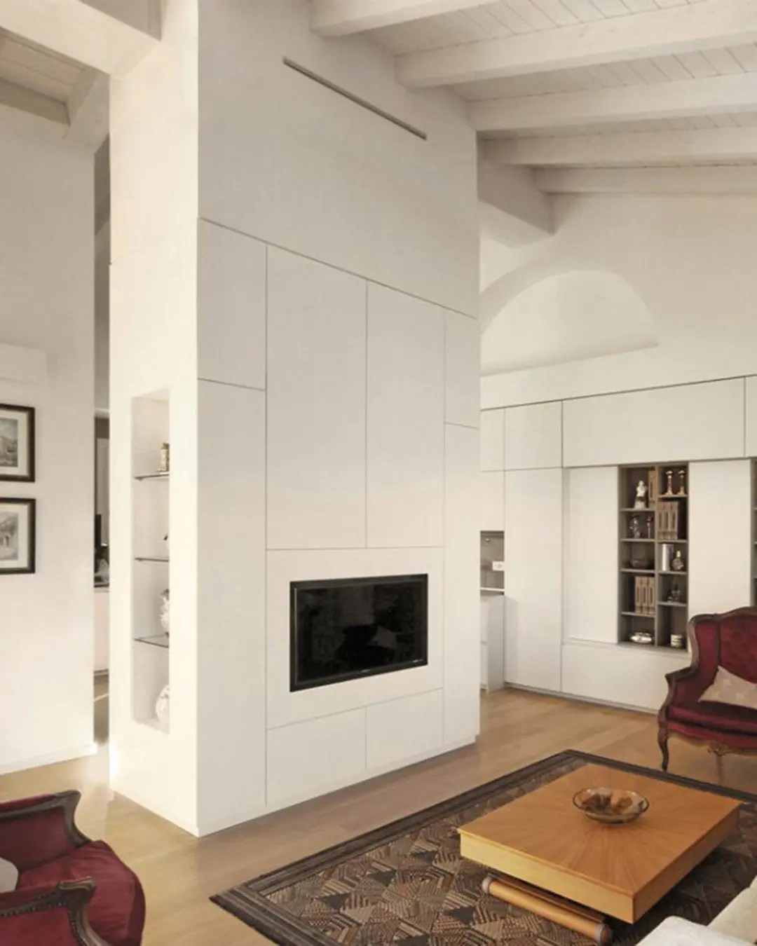 Designed for an entrepreneur couple who wanted their home to reflect their love of art, this penthouse apartment in the lombardy plains offers a spectacular. Architetto Milano Interior Design Milano Juri Favilli Design