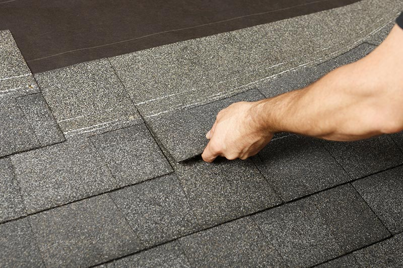 Replace a Roof Shingle
