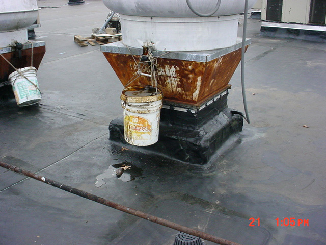 Rooftop Grease Containment 2