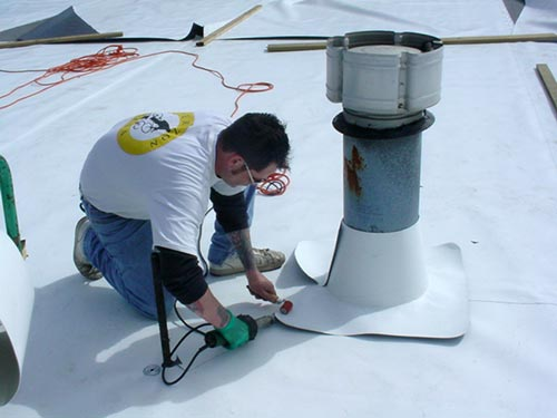 Roofing Manufacturer Training