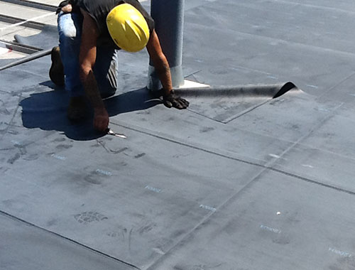 authorized roofing contractor