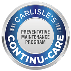 Carlisle SynTec's Continu-Care Preventative Maintenance and Warranty Extension Program