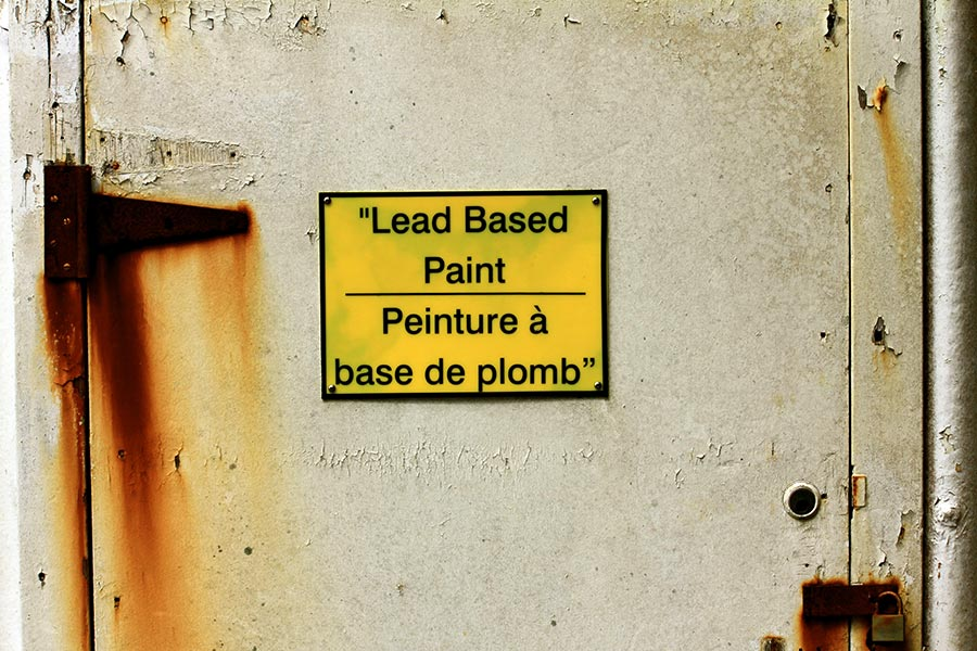 Dangers of Lead-Based Paint