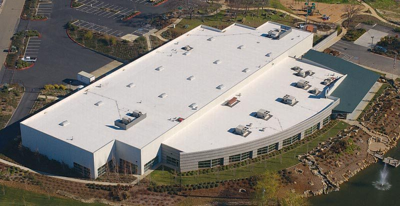 Carlisle SynTec PVC Roof