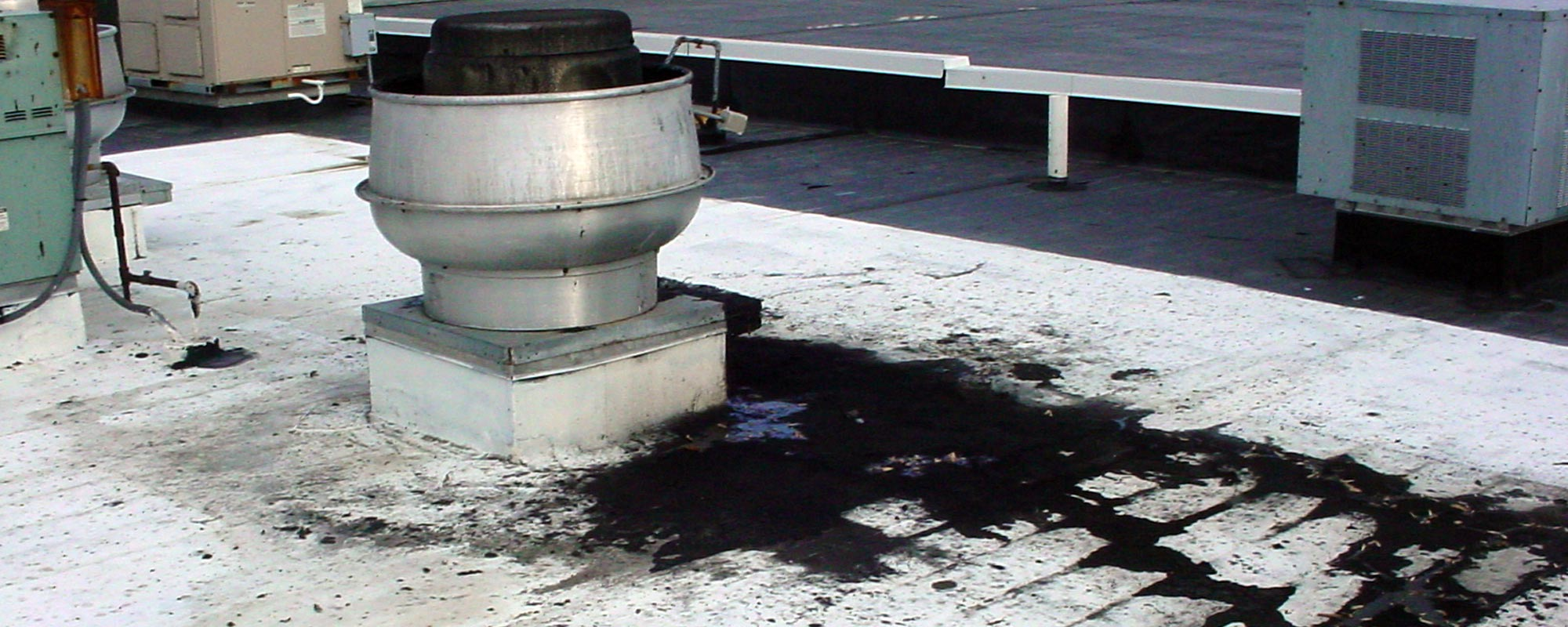 Rooftop Grease Containment