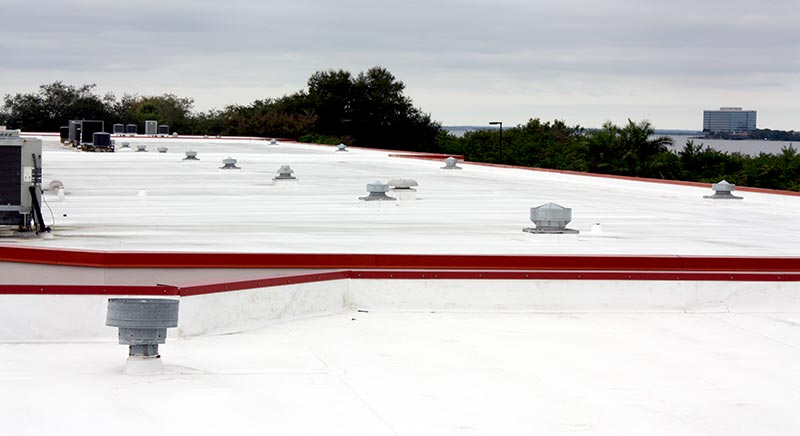 New Roof Warranty Coverage