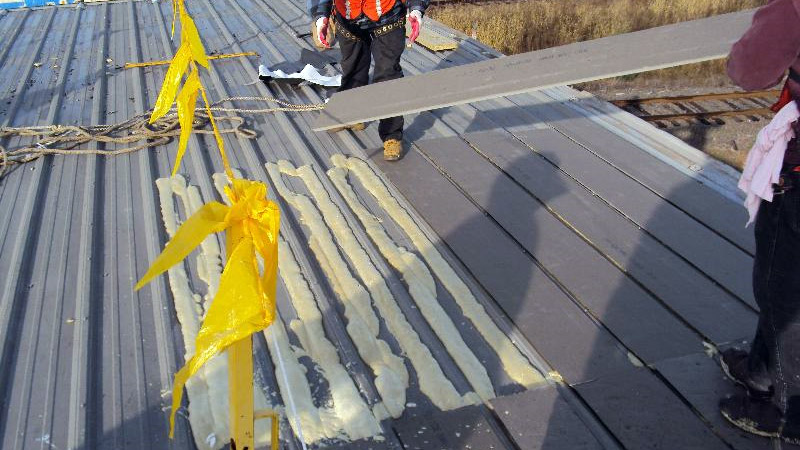 metal roof replacement 1