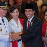 Ahok Resmi Sebagai Gubernur DKI Jakarta