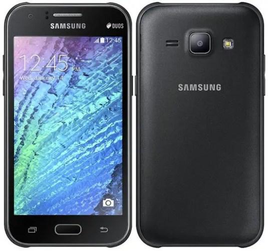 Review Samsung Galaxy J1 4G