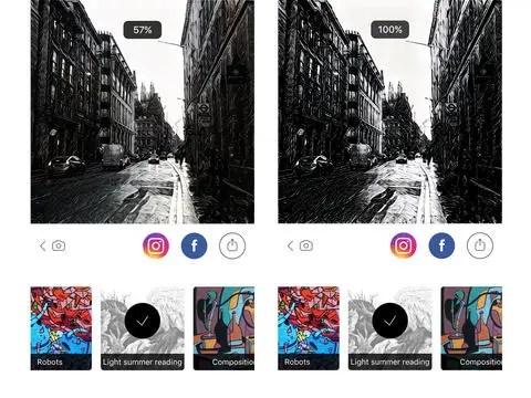 Aplikasi edit foto Prisma-6