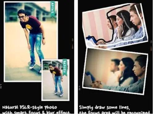 aplikasi edit foto blur afterfokus