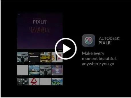 aplikasi edit foto melayang pixlrs