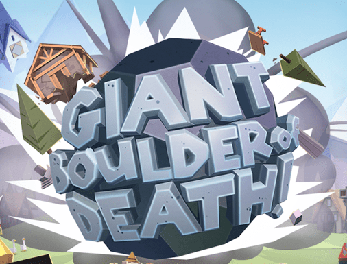 Giant Boulder of Deat