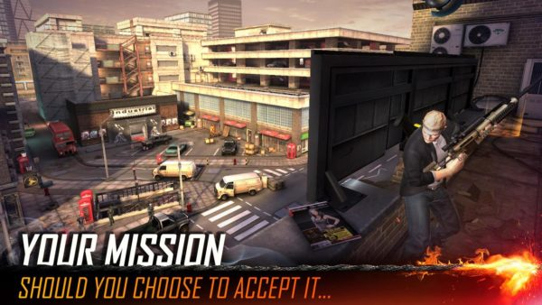 Game android offline terbaik Mission Impossible RogueNation
