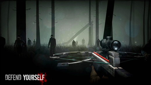 Game android offline terbaik_Into the dead