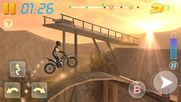 game motor balap android terbaik Bike Racing 3D