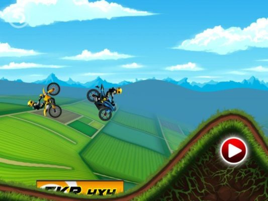 Fun Kid Racing Motocross