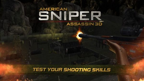 American Sniper Assassin