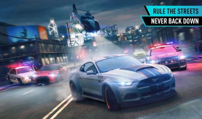 Game HD Android Need For Speed No Limits.