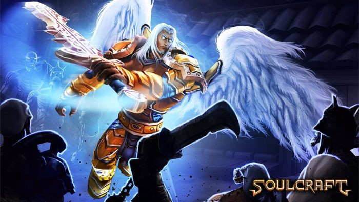 Game RPG android terbaik SoulCraft - Action RPG
