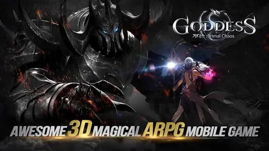 Game RPG online terbaik Goddess Primal Chaos - SEA
