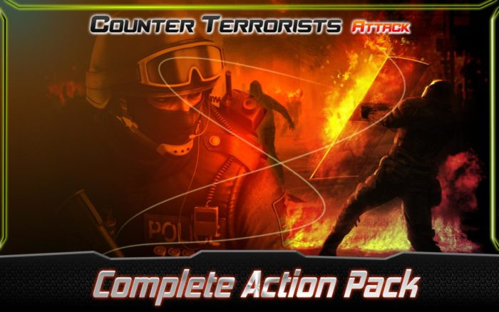 Game perang helikopter android Counter Terrorist Attack