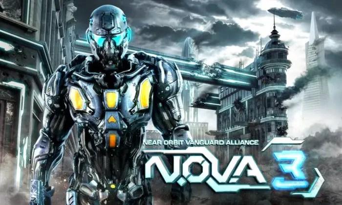 Game perang offline android Nova 3