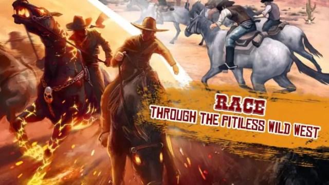 Game perang offline android Six-Guns Gang Showdown