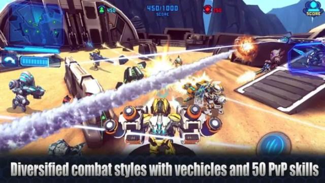 Game perang offline android Star Warfare 2 payback