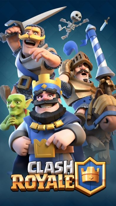 Game strategi android terbaik Clash Royale