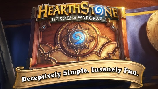Game strategi android terbaik Hearthstone