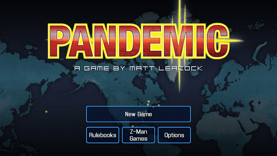Game strategi android terbaik Pandemic The Board Game