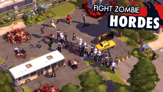 Game strategi android terbaik Zombie Anarchy Survival Game