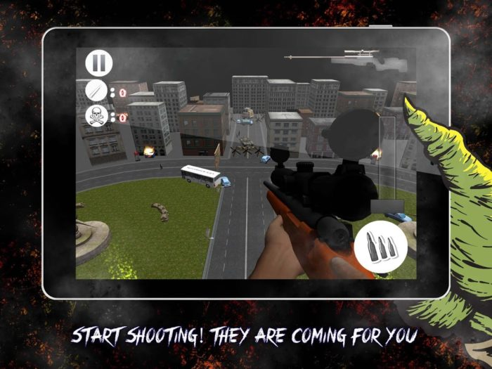 Game tembak-tembakan android terbaik Sniper Shooter Counter Strike