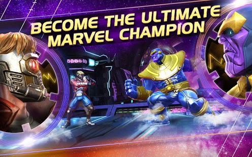 Marvels Contest of Champions