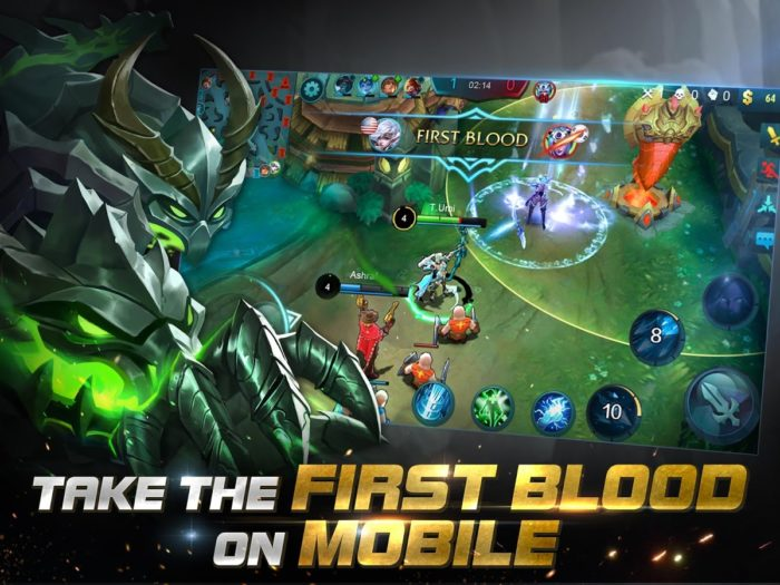 game action android terbaik Mobile Legends Bang bang
