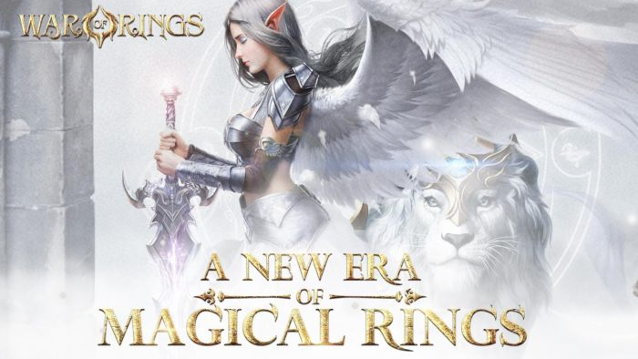 game action android terbaik War of Rings