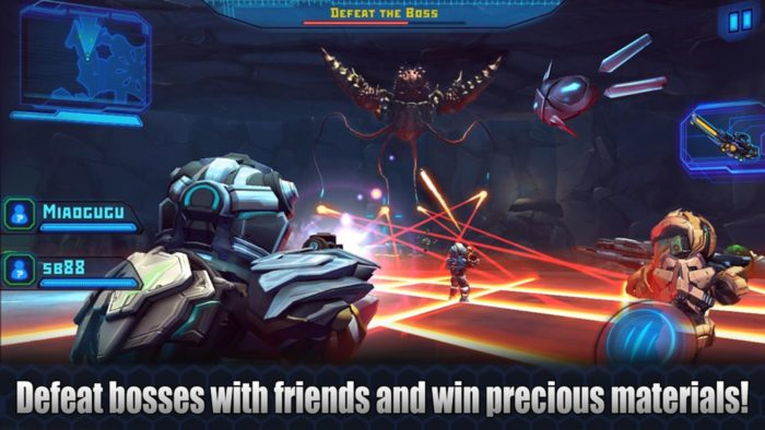 game fps android terbaik offline Star Warfare 2 Payback