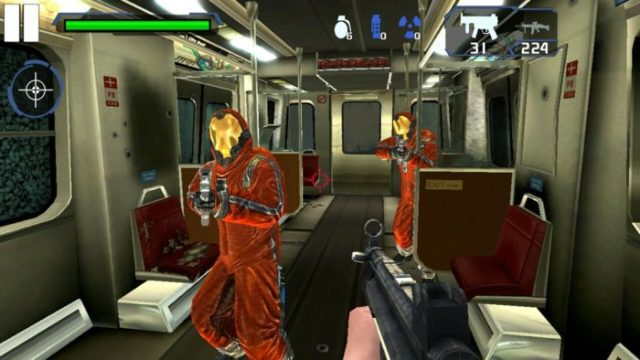 game fps android terbaik offline The Conduit HD