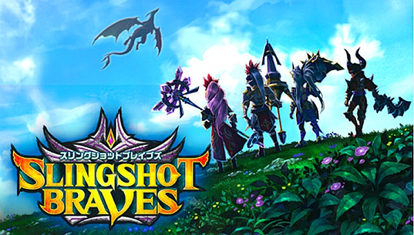 game petualangan rpg Slingshot Braves