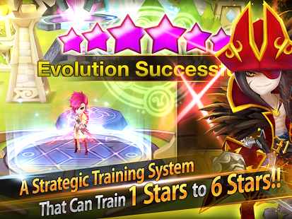 game rpg terbaru Summoners War