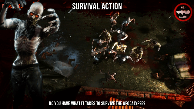 game survival android terbaik Dead on Arrival 2