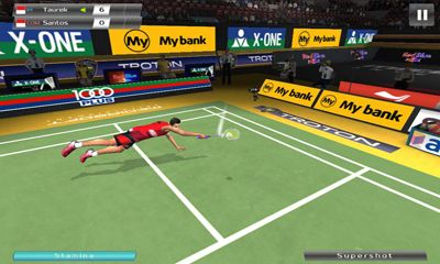 game badminton 3d