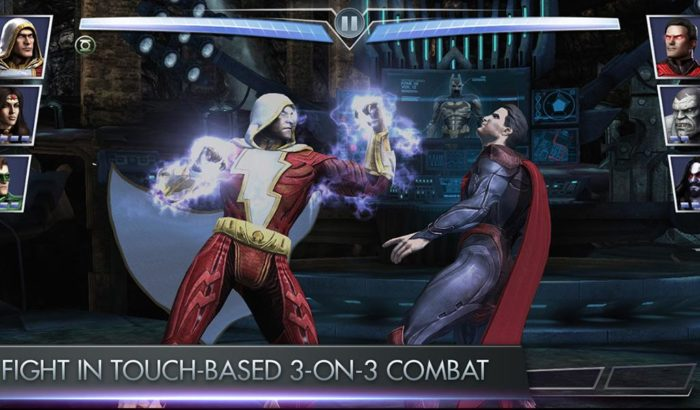 game bela diri Injustice Gods Among Us