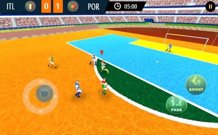 game futsal 11